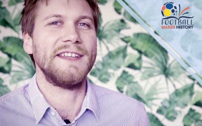 Andreas Holtberget (EuroClio) about Football Makes History