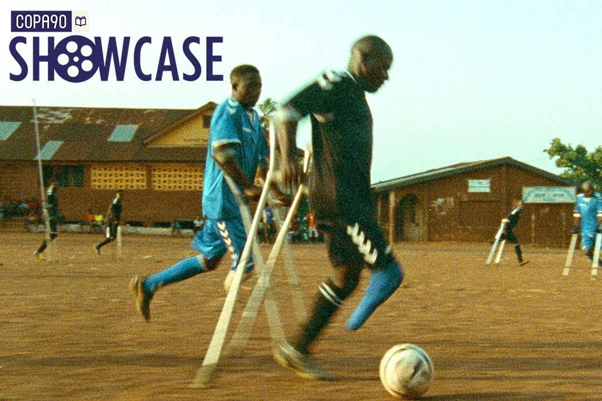 The amazing story of Sierra Leone's Amputee Team: football for a new tomorrow