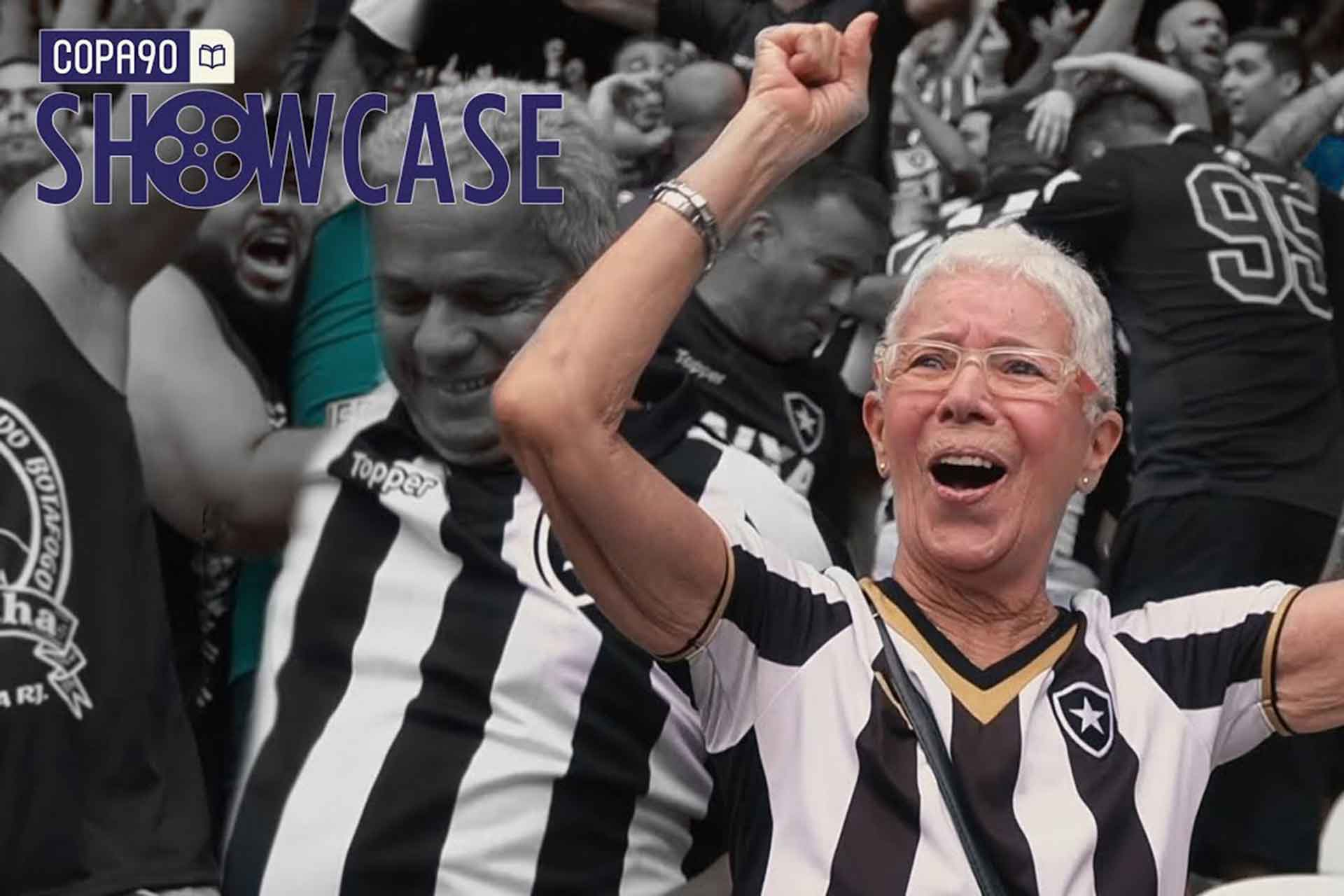 The Mad Grandma: Botafogo's 83-year-old superfan