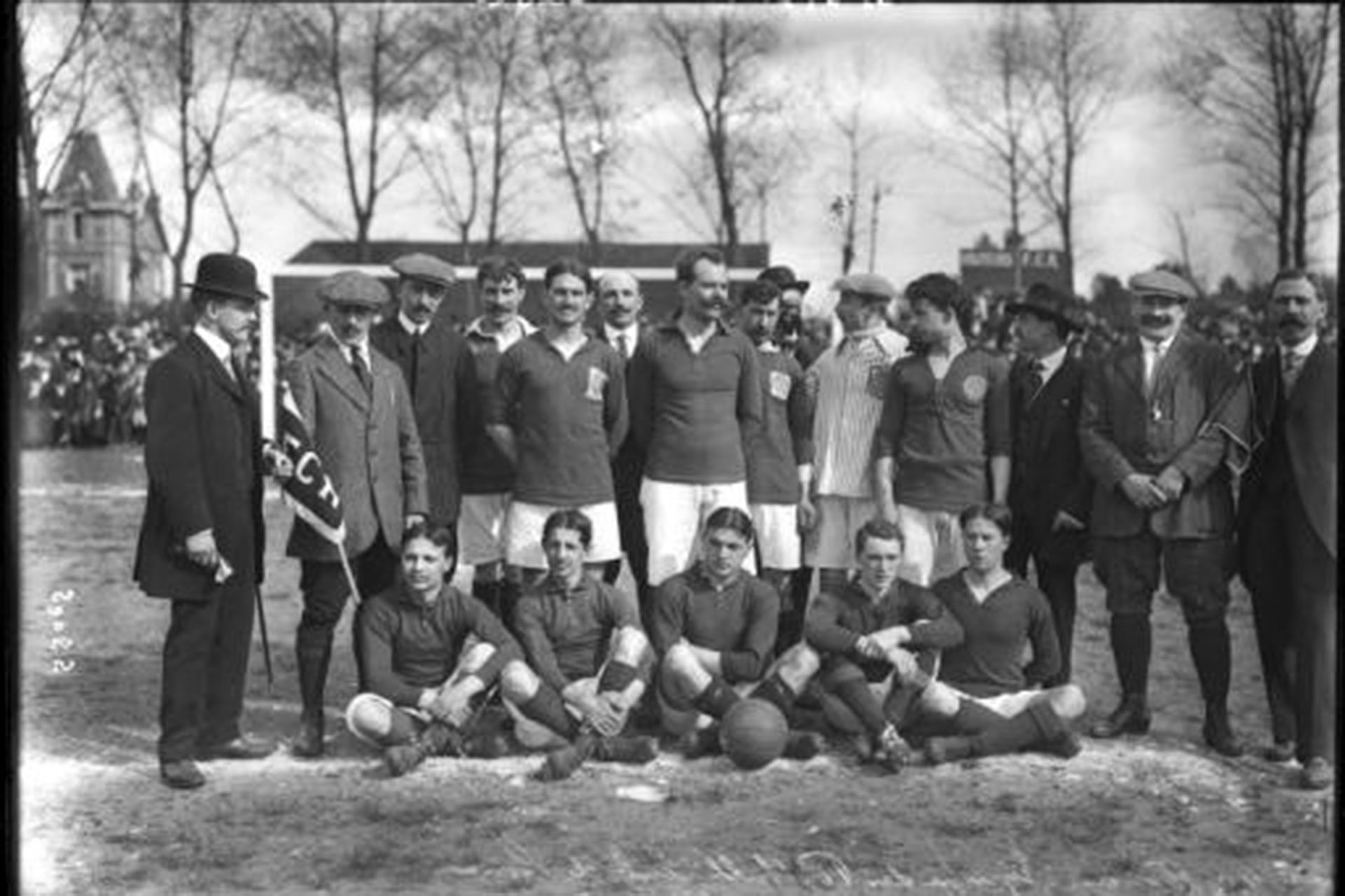 Explore Europeana's Football Heritage Mini-Exhibition