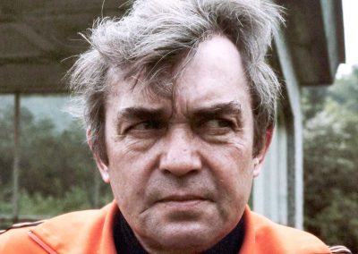 Trainer of the selection for the World Cup in Argentina. Ernst Happel (Photo: Hans Peters / Anefo, Wikimedia Commons)