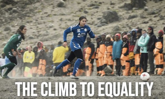 The Climb to Equality