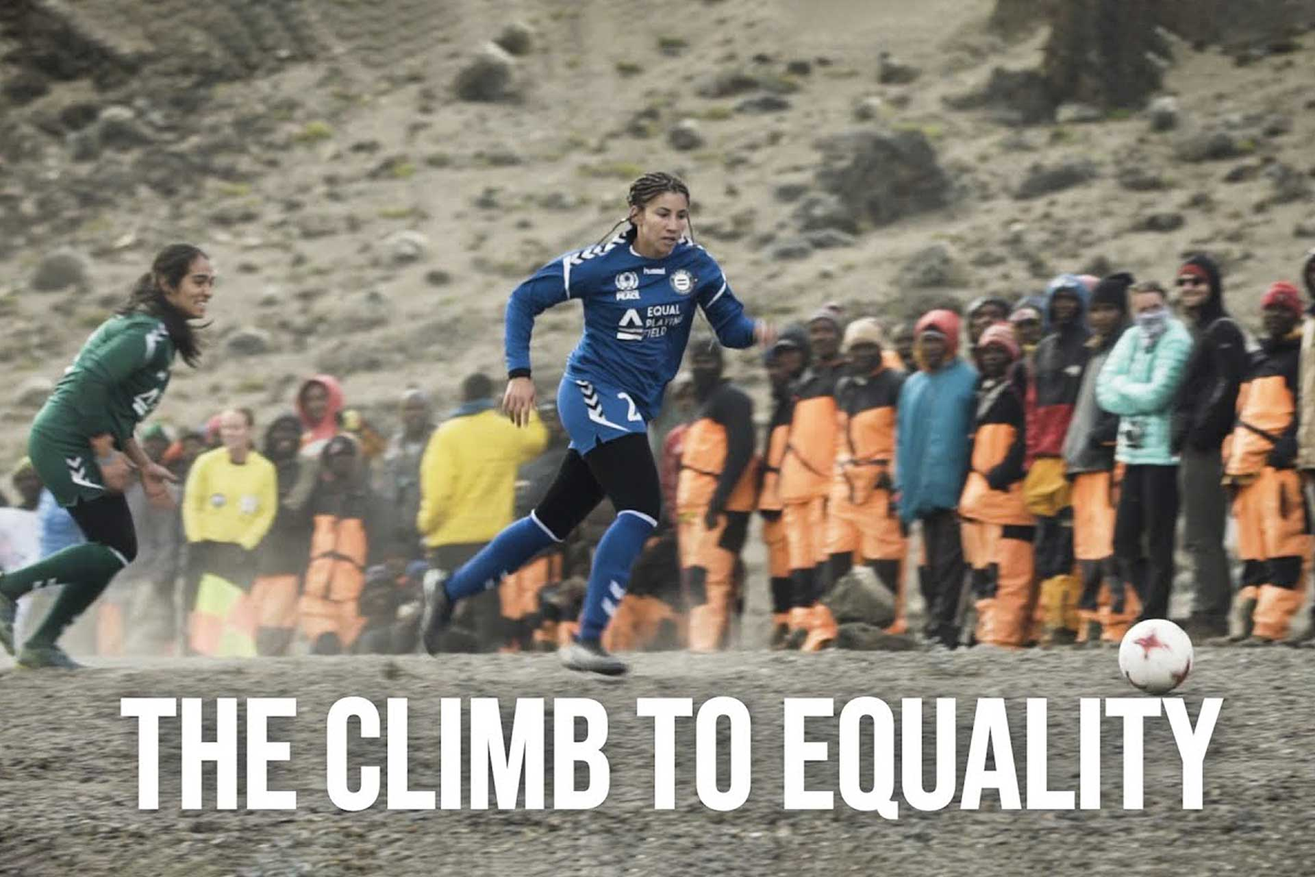Football Makes History: The Climb to Equality