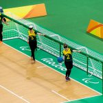 Women's Goalball Competition at Rio Paralympics 2016 (Photo: Rubens Chaves)