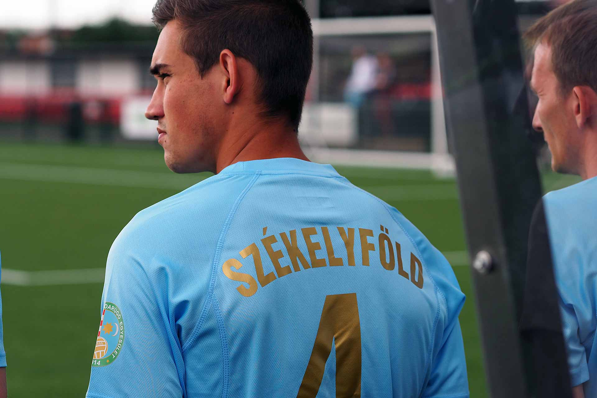 Conifa World Cup 2018, Padania v Székely Land, Bedfont Sports Centre, London/England (Photo: Angry Young Man, Flickr)