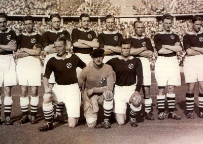 Norway team at the Berlin 1936 Olympics (Photo: Wikimedia Commons)