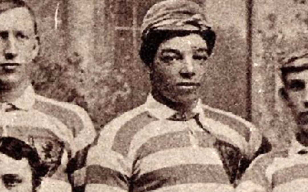 Andrew Watson: the first black international player?