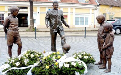 Ferenc Puskas: Legend in two Worlds