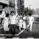 First hours after the earthquake, 26 July 1963 (Source: State Archives of the Republic of Macedonia)