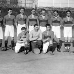 Vålerenga IF's football team, 1930 (Photo: Henriksen & Steen)