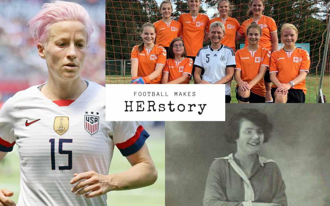 Football Makes HERstory