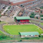 Glentoran's The Oval.