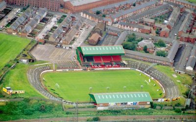 The Blitz and the Oval