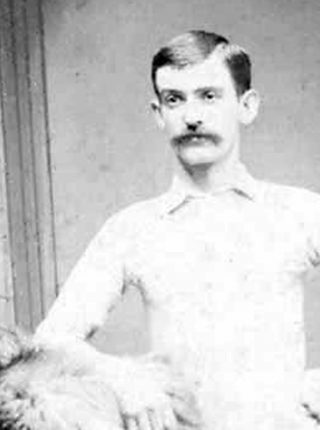 Fergus Suter played for Darwen and Blackburn Rovers from 1878 to 1889